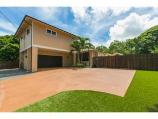 70  Kaneohe Bay Drive  , Kailua, HI 96734 (MLS #201418158) :: Elite Pacific Properties