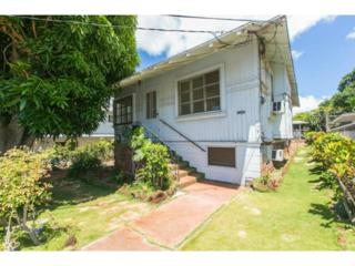 3532  Maunalei Avenue  , Honolulu, HI 96816 (MLS #201418169) :: Elite Pacific Properties