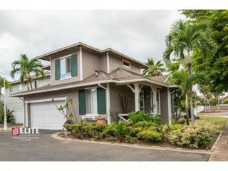 91-1017  Keokolo Street  C, Kapolei, HI 96707 (MLS #201418296) :: Elite Pacific Properties