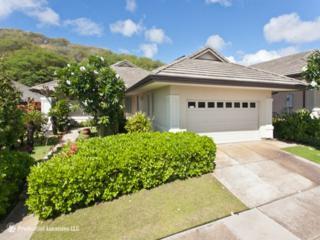 1048  Koko Uka Place  , Honolulu, HI 96825 (MLS #201418431) :: Team Lally