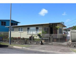 1185  Olomea Street  , Honolulu, HI 96817 (MLS #201418449) :: Elite Pacific Properties