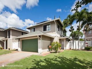 91-1068  Koanimakani Street  , Kapolei, HI 96707 (MLS #201419548) :: Elite Pacific Properties
