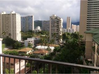 2140  Kuhio Avenue  809, Honolulu, HI 96815 (MLS #201419835) :: Elite Pacific Properties