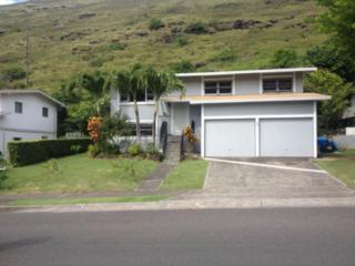 730  Ainapo Street  , Honolulu, HI 96825 (MLS #201419888) :: Team Lally