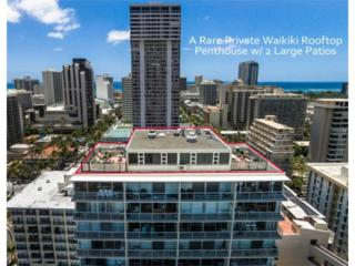 2233  Ala Wai Boulevard  20PH, Honolulu, HI 96815 (MLS #201419970) :: Elite Pacific Properties