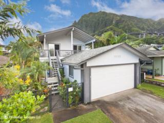 45-474  Hiipoi Street  , Kaneohe, HI 96744 (MLS #201420245) :: Elite Pacific Properties
