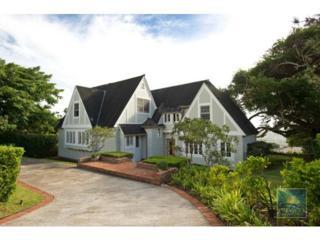 4823  Matsonia Drive  , Honolulu, HI 96816 (MLS #201420496) :: Elite Pacific Properties