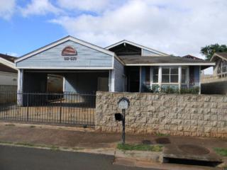 92-110  Hoina Place  , Kapolei, HI 96707 (MLS #201420943) :: Elite Pacific Properties