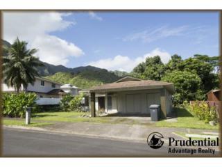 47-632  Hui Kelu Street  , Kaneohe, HI 96744 (MLS #201421152) :: Elite Pacific Properties
