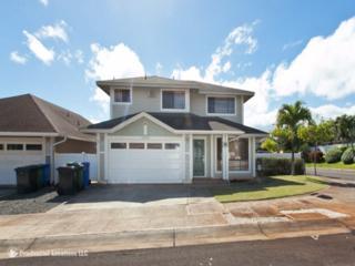 94-1001  Mawa Street  , Waipahu, HI 96797 (MLS #201421184) :: Team Lally