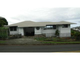 2029  St Louis Drive  , Honolulu, HI 96816 (MLS #201421348) :: Elite Pacific Properties
