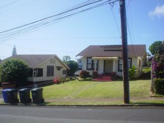 1304  Center Street  , Honolulu, HI 96816 (MLS #201421685) :: Elite Pacific Properties