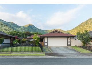 7532  Laielua Place  , Honolulu, HI 96825 (MLS #201421904) :: Elite Pacific Properties
