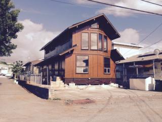 526  Kunawai Lane  , Honolulu, HI 96817 (MLS #201421905) :: Elite Pacific Properties