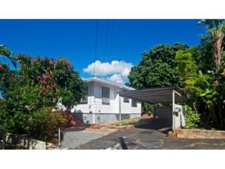 1120  Aloalo Place  , Honolulu, HI 96816 (MLS #201421918) :: Elite Pacific Properties