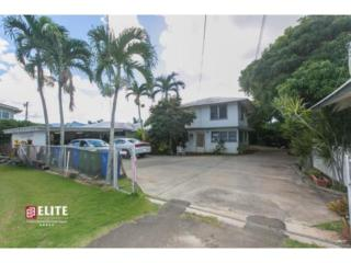 819  Oneawa Street  , Kailua, HI 96734 (MLS #201421931) :: Elite Pacific Properties