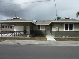 606  Kawainui Street  , Kailua, HI 96734 (MLS #201423236) :: Team Lally