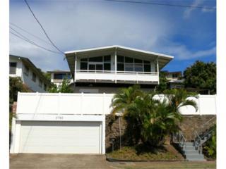 3750  Claudine Street  , Honolulu, HI 96816 (MLS #201500475) :: Elite Pacific Properties