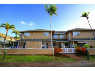 91-1064G  Makaaloa Street  13G, Ewa Beach, HI 96706 (MLS #201501417) :: Keller Williams Honolulu