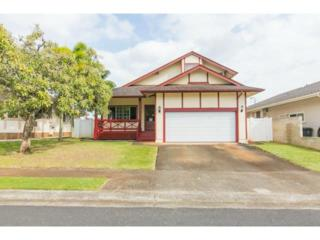 95-1030  Hakala Street  , Mililani, HI 96789 (MLS #201501522) :: Team Lally