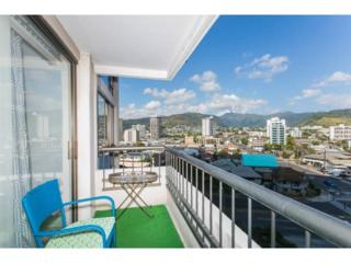 2333  Kapiolani Boulevard  804, Honolulu, HI 96826 (MLS #201501526) :: Team Lally
