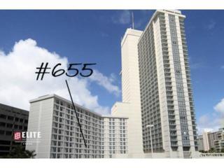 410  Atkinson Drive  655, Honolulu, HI 96814 (MLS #201501530) :: Elite Pacific Properties