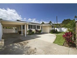 915  Oneawa Street  , Kailua, HI 96734 (MLS #201502964) :: Elite Pacific Properties