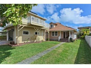 416  Lokelau Place  , Kailua, HI 96734 (MLS #201503047) :: Team Lally