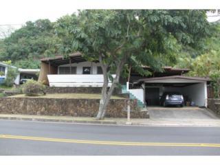 1539  Mahiole Street  , Honolulu, HI 96819 (MLS #201503108) :: Elite Pacific Properties
