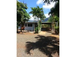 84-333  Jade Street  , Waianae, HI 96792 (MLS #201503149) :: Team Lally