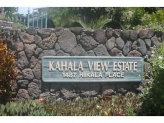 1487  Hiikala Place  39, Honolulu, HI 96816 (MLS #201504470) :: Elite Pacific Properties