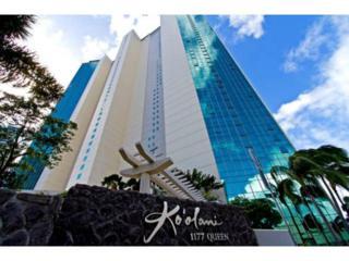 1177  Queen Street  3307, Honolulu, HI 96814 (MLS #201504565) :: Elite Pacific Properties