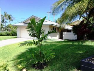 77-6521  Hoolaupai Street  , Kailua Kona, HI 96740 (MLS #201504704) :: Elite Pacific Properties
