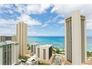 2427  Kuhio Avenue  2702, Honolulu, HI 96815 (MLS #201504754) :: Keller Williams Honolulu