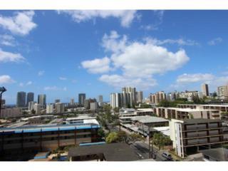 1561  Pensacola Street  906, Honolulu, HI 96822 (MLS #201505063) :: Team Lally