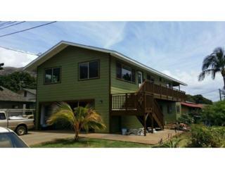 84-173  Orange Street  , Waianae, HI 96792 (MLS #201505772) :: Elite Pacific Properties