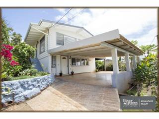 1743A  Wilhelmina Rise  , Honolulu, HI 96816 (MLS #201505904) :: Elite Pacific Properties