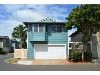 91-1033  Hoomaka Street  66, Ewa Beach, HI 96706 (MLS #201505981) :: Keller Williams Honolulu