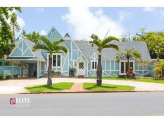 4337  Kahala Avenue  , Honolulu, HI 96816 (MLS #201506110) :: Elite Pacific Properties