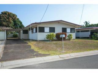 91-1123  Kiwi Street  , Ewa Beach, HI 96706 (MLS #201506191) :: Keller Williams Honolulu