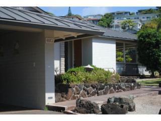 4853  Analii Street  , Honolulu, HI 96821 (MLS #201506421) :: Elite Pacific Properties