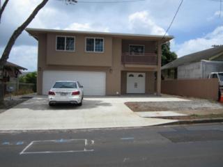 1207  16th Avenue  , Honolulu, HI 96816 (MLS #201508206) :: Elite Pacific Properties