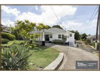 3615  Sierra Drive  , Honolulu, HI 96816 (MLS #201508551) :: Elite Pacific Properties