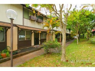 94-108  Anania Drive  241, Mililani, HI 96789 (MLS #201508827) :: Keller Williams Honolulu