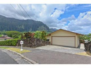 45-619  Apuapu Street  , Kaneohe, HI 96744 (MLS #201508946) :: Elite Pacific Properties