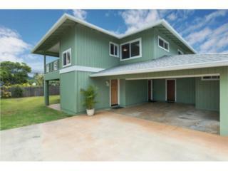 60 N Kainalu Drive  , Kailua, HI 96734 (MLS #201508953) :: Elite Pacific Properties
