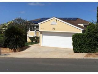 92-876  Panana Street  , Kapolei, HI 96707 (MLS #201508968) :: Elite Pacific Properties