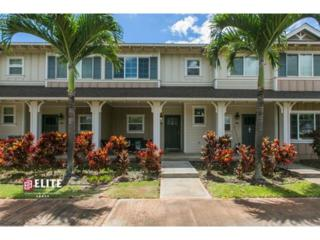 91-2032  Kaioli Street  6004, Ewa, HI 96706 (MLS #201418262) :: Elite Pacific Properties