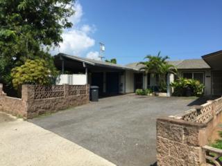41-697  Inoaole Street  , Waimanalo, HI 96795 (MLS #201419524) :: Team Lally