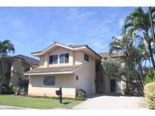 118  Kiionioni Place  , Honolulu, HI 96816 (MLS #201420159) :: Elite Pacific Properties